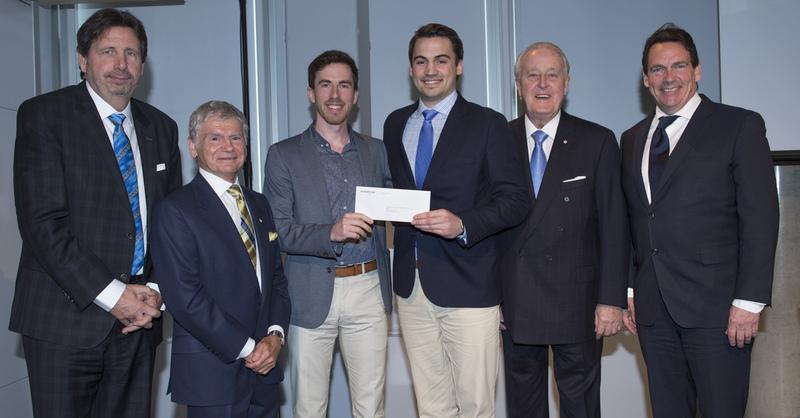 Femtum Wins Pierre-Peladeau Bursaries' 1st Prize
