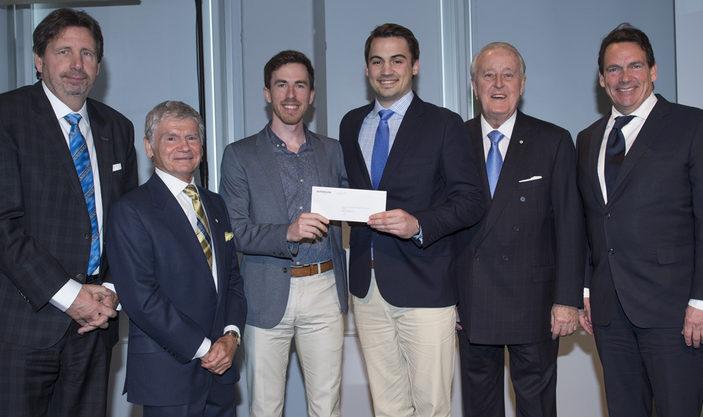 Femtum nommé grand gagnant de la prestigieuse bourse Pierre-Péladeau (50 000$) !
