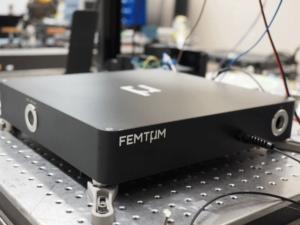 Femtum Fiber Amplifier 2800 nm