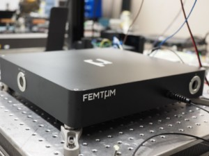 Femtum Fiber Amplifier 2800 nm